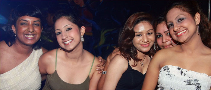 Dhaka night club